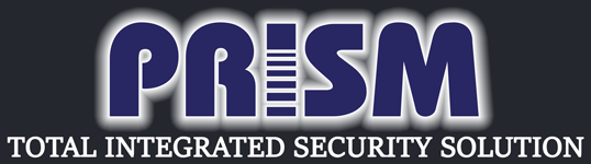 PRISM Security Management Sdn Bhd Sticky Logo Retina